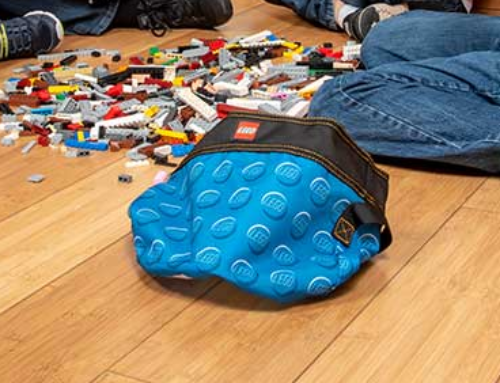 LEGO Cinch Bucket