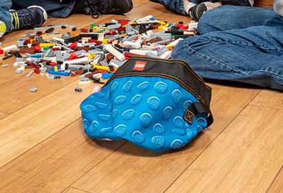 lego storage head in use