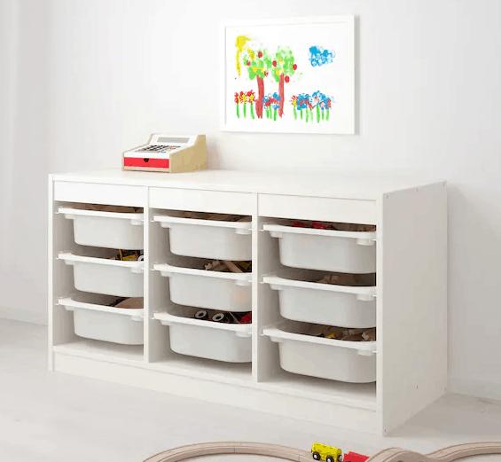 IKEA TROFAST - Perfect for Legos