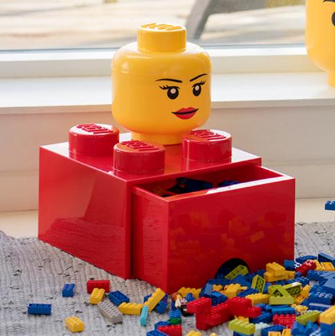 lego head quirkey aesthetic